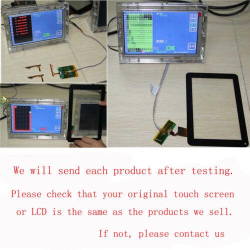 "New 10.1/""  Touchscreen Panel  digitizer CEO-1003-JTY"