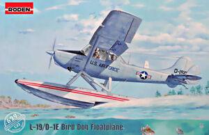 Cessna-L-19-O-1-Bird-Dog-Floatplane-Plastic-model-kit-1-32-Roden-RN629