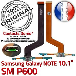ORIGINAL-Samsung-Galaxy-NOTE-P600-Connecteur-Charge-Prise-Micro-USB-Microphone