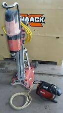 Hilti Dd 200 Dd200 Core Drill Rig W Folding Stand Amp Vacuum Vp U Concrete Drill