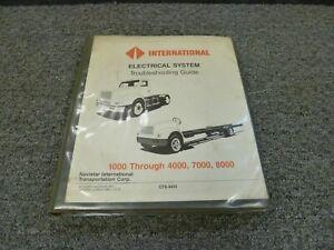 1992 International 4600 4700 4800 4900 Truck Electrical ...