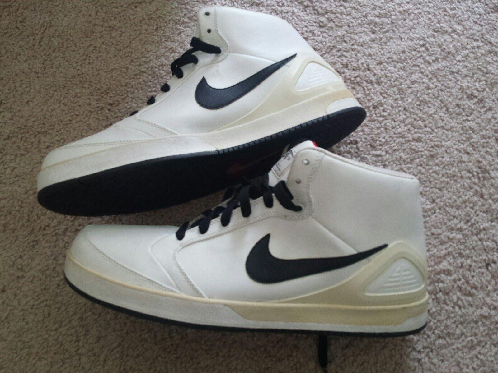huge discount 4c1f5 0da23 Nike SB Zoom Air Paul Rodriguez 4 alta alta alta blanco   negro   Rojo  Precio reduccion el último descuento zapatos para hombres y mujeres b8fa43