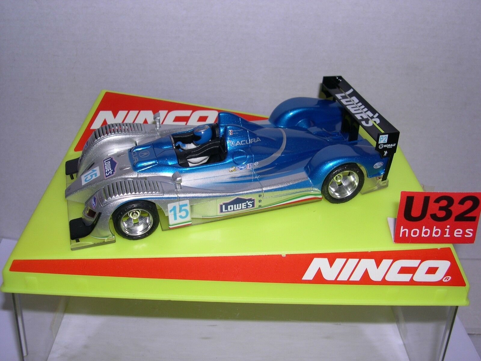 NINCO ACURA LMP LIGHTNING  15 BODY NINCO LOWE MB