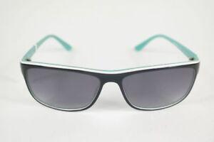 Vintage-Eschenbach-588063-56-18-Black-Oval-Sunglasses-NOS