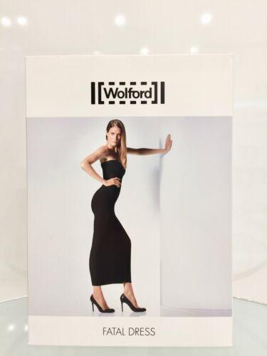 Dans Dress Xs Neuf Black La Tout Fatal Wolford Boîte 5fwqc8XUy