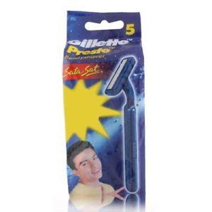 Gillette Presto SATA Sat Rasierer (5 Rasierer IN Packung) Halloween