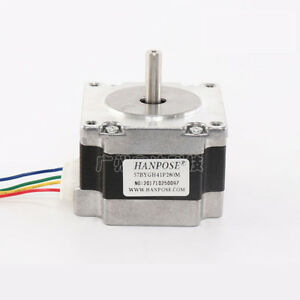 5 Nema 17 Japan Servo Stepper Motors Robot 3D Printer Arduino CNC Router 24V