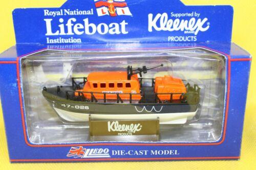LLedo Days Gone R.N.L.I Life Boat R.N.I.B Garside