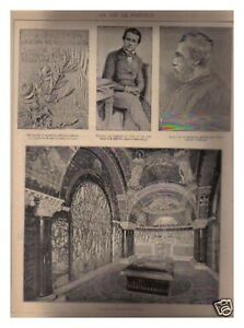ANNALES-1900-905-PASTEUR-ALGER-PORTRAITS-CONTEMPORAINS
