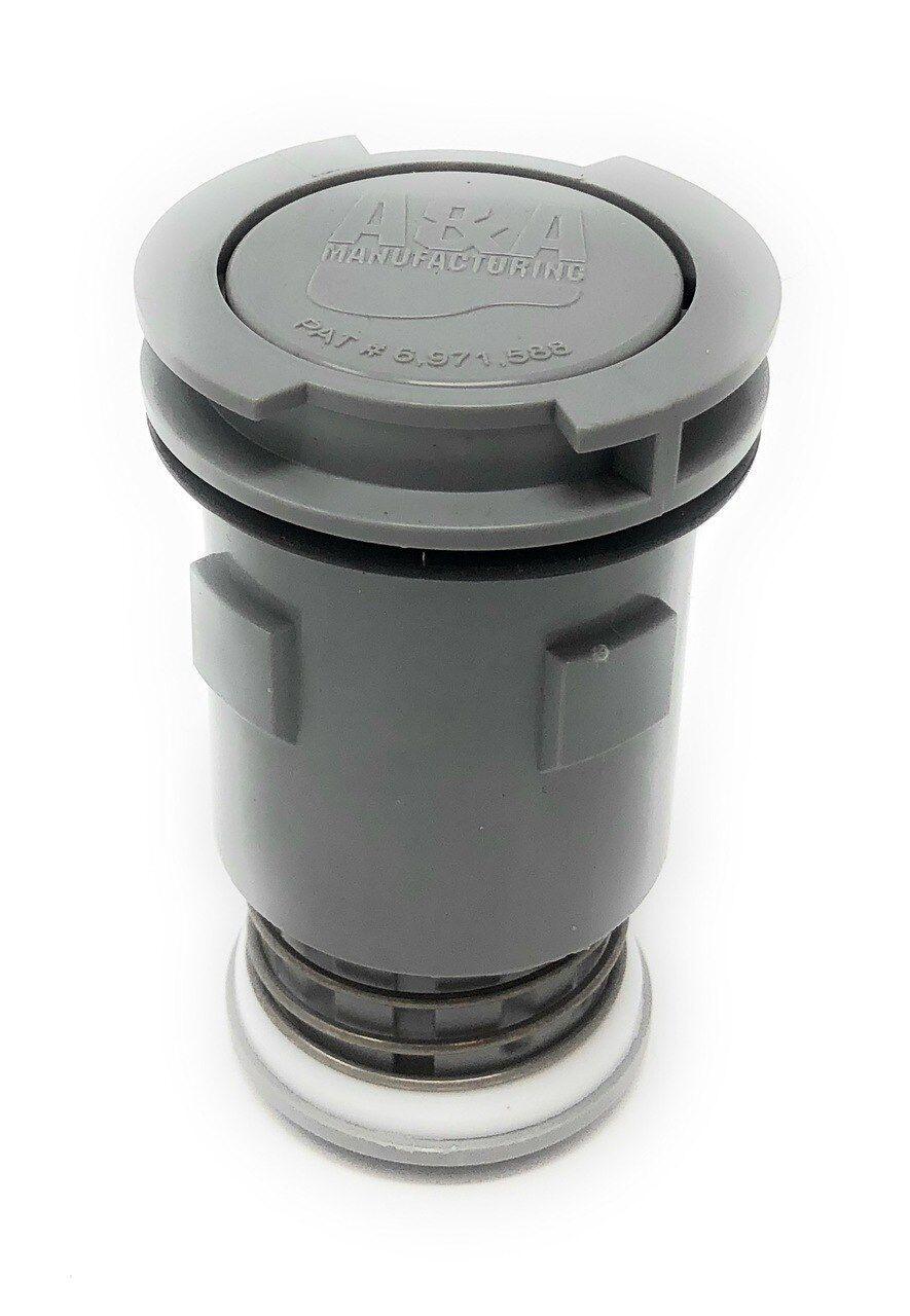 A&A Gamma Series 4 Adjustable Flow Pop Up Head (Light grau)
