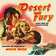 Desert Fury - Complete Score - Limited Edition - Miklos Rozsa