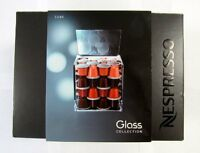 Nespresso glass Collection Cube Coffee Capsules Holder