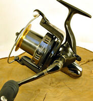 Banax Triton High Power Fixed Spool Boat Surf Beach Reel Gear Ratio 3.7:1