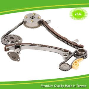 Timing-Chain-Kit-For-TOYOTA-Camry-RAV4-Highlander-2AZFE-2-4L-Scion-TC-VVT-Gear