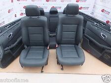 MB Mercedes-Benz E Klasse 212 Limo RHL Lederausstattung Leder Sitze