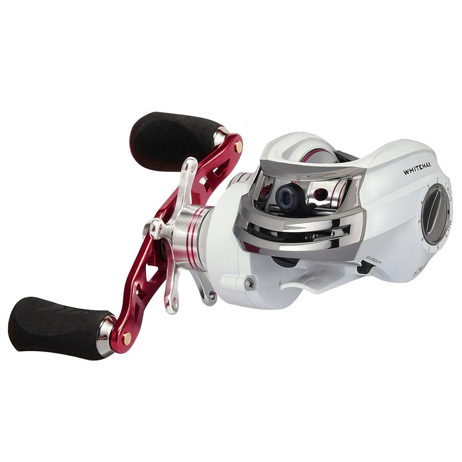 KastKing WhiteMax Baitcasting Reel  Freshwater Fishing Reels - Right-Handed  welcome to buy