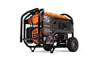 Generac 7247 - XT8500EFI Portable Generator w/ COsense (certified refurbished)