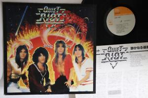 LP-QUIET-RIOT-Quiet-Riot-25AP880-CBS-SONY-JAPAN-Vinyl