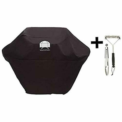 Texas Grill Covers Char-Broil 3-4 Burner Including Brush Tongs Garden /&