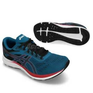 Details about New Asics Gel-Excite 6 Running Shoes In UK size 8 (Deep Sapphire / Speed Red)