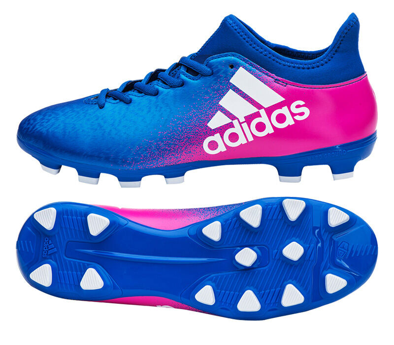 Adidas X 16.3 HG  BB5660 Soccer Cleats Football scarpe stivali