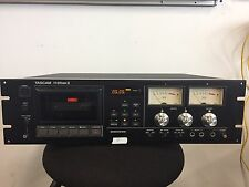Tascam 112R MKII Stereo Cassette Deck Player/Recorder