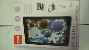 Details about RCA 10 Viking pro Tablet With Detachable Keyboard ,lavender  pro owned