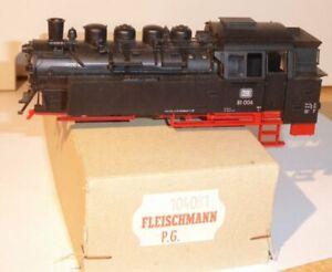 Fleischmann-4081-104081-lokgehause-maquina-de-vapor-br-81-006-DB-epoca-3-con-error