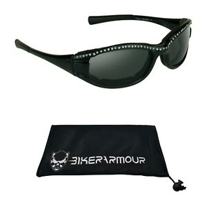 0459a46e24fe Image is loading Girls-Womens-Extra-Small-Motorcycle-Sunglasses-Foam-Pad-