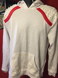 Hudson-Outerwear-Mens-Hoodie-Sweatshirt-H5051044-WHITE-M