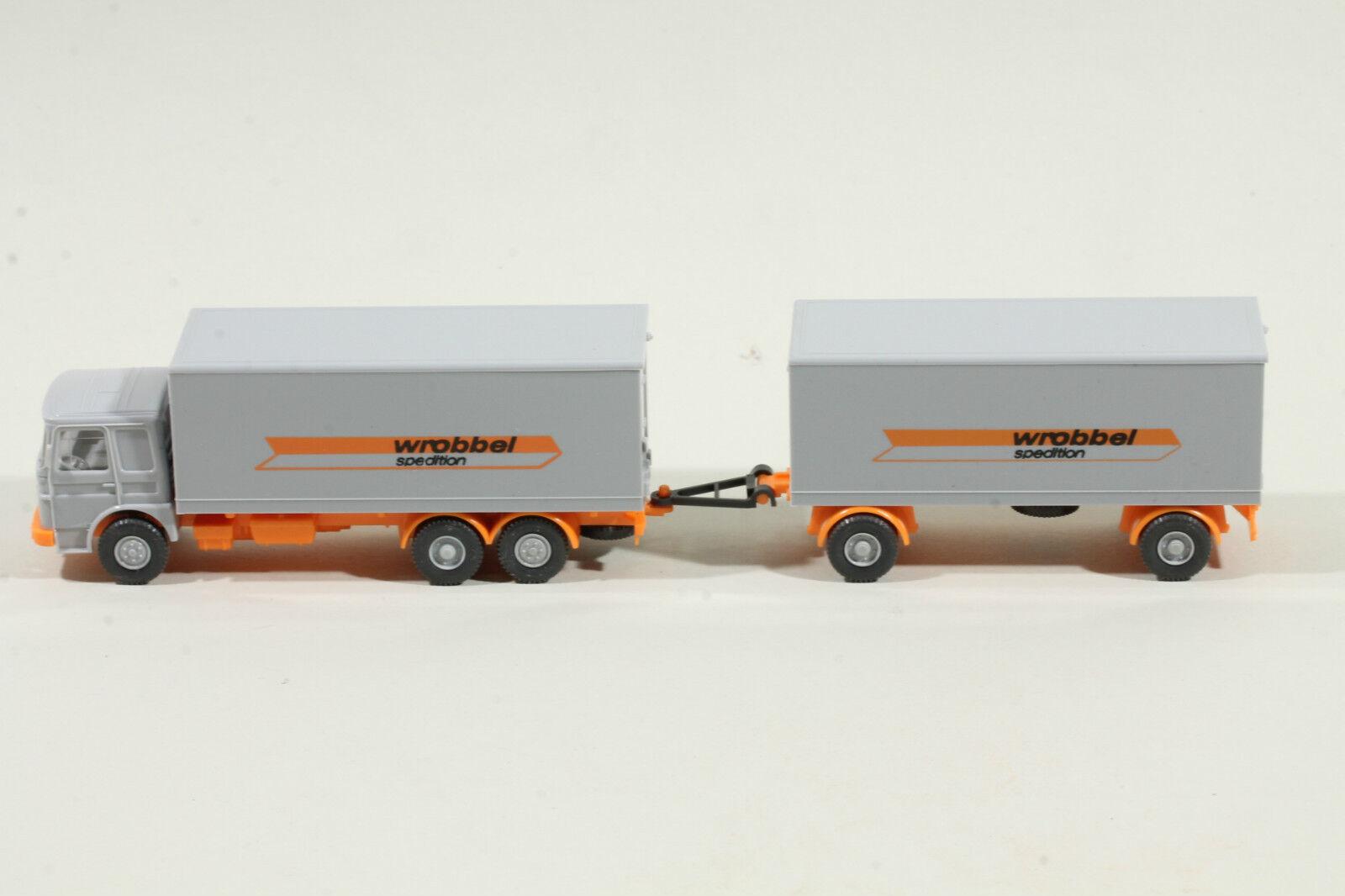470 wiking camion Man-Büssing  WROBBEL Transporteur