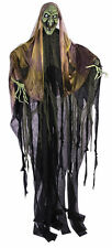 Green Witch 8' Halloween Prop Décor