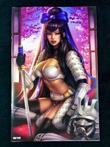 Samurai-of-Oz-NM-Virgin-Key-LTD-150-Sun-Khamunaki-NICE-edition