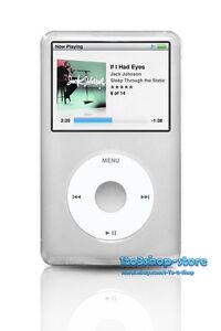 Transparent-Remix-iPod-Case-for-iPod-Classic-7th-Gen-80GB-120GB-160GB-Clear-NEW