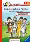 Leserabe - Ein Zebra auf dem Ponyhof von Judith Allert (2015, Gebundene Ausgabe)