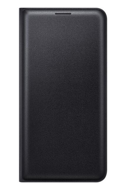new concept 73e2b 92255 Genuine Flip Wallet Samsung Galaxy J5 2016 Black
