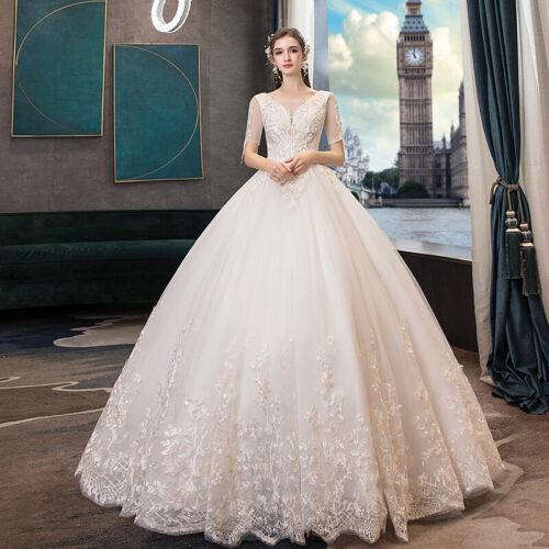 Spitze Brautkleid Hochzeitskleid Kleid Braut von Babycat collection ivory BC901