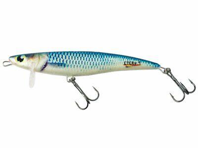 5 Stück Schwimmende Angelköder 4 cm Drilling Haken Fisch Crankbait Köder