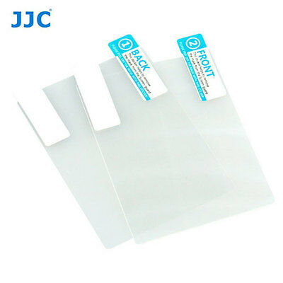 JJC LCP-S9900 hard polycarbonate LCD Screen Protector For Nikon S9900 Camera 2 P