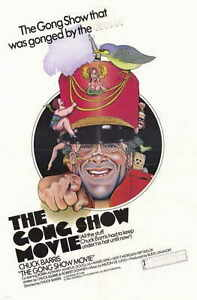 Details about THE GONG SHOW MOVIE Movie POSTER 11x17 Chuck Barris Robin  Altman Mabel King