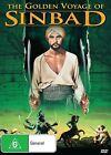 The Golden Voyage Of Sinbad (DVD, 2016)
