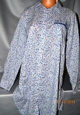 Victorias Secret The Mayfair Cotton Button Sleep Shirt Night Gown Pajamas NWT XS