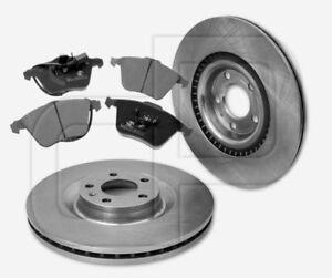 2-Bremsscheiben-und-4-Bremsbelaege-AUDI-8E-B6-A4-S4-quattro-vorne-345-mm-1LJ