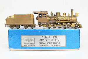HON3-BALBOA-BRASS-C-amp-S-74-2-8-0-WALSCHAERTS-VALVE-GEAR-SPARK-ARRESTOR-WESTSIDE