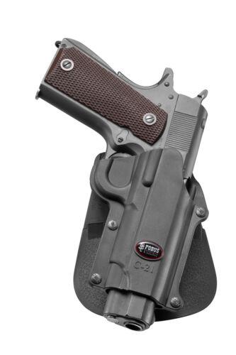 Browning,Kimber Fobus C-21 Gürtel Holster Colt 45/&1911 style FN High Power