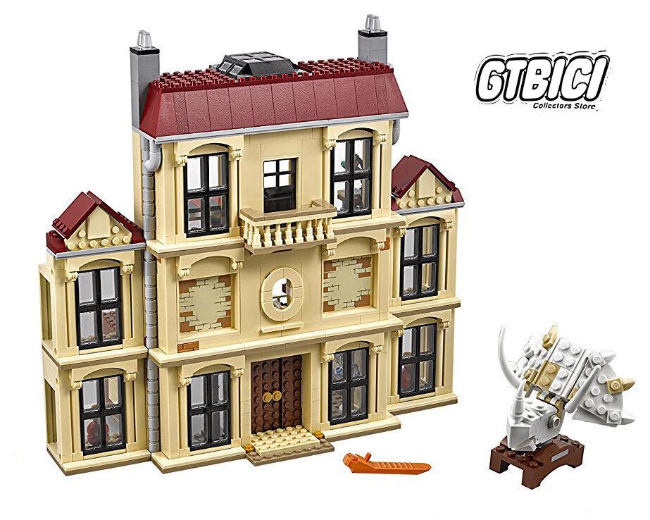 alta qualità LEGO JURASSIC WORLD  `` LABORATORY e MUSEUM ´´ ´´ ´´ Ref 75930    NO MINIcifraS  prezzo più economico