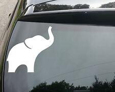 Elephant LARGE Funny Car/Window JDM VW EURO Vinyl Decal Sticker