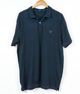 GANT-Polo-Shirt-Bue-Mens-Size-XXL
