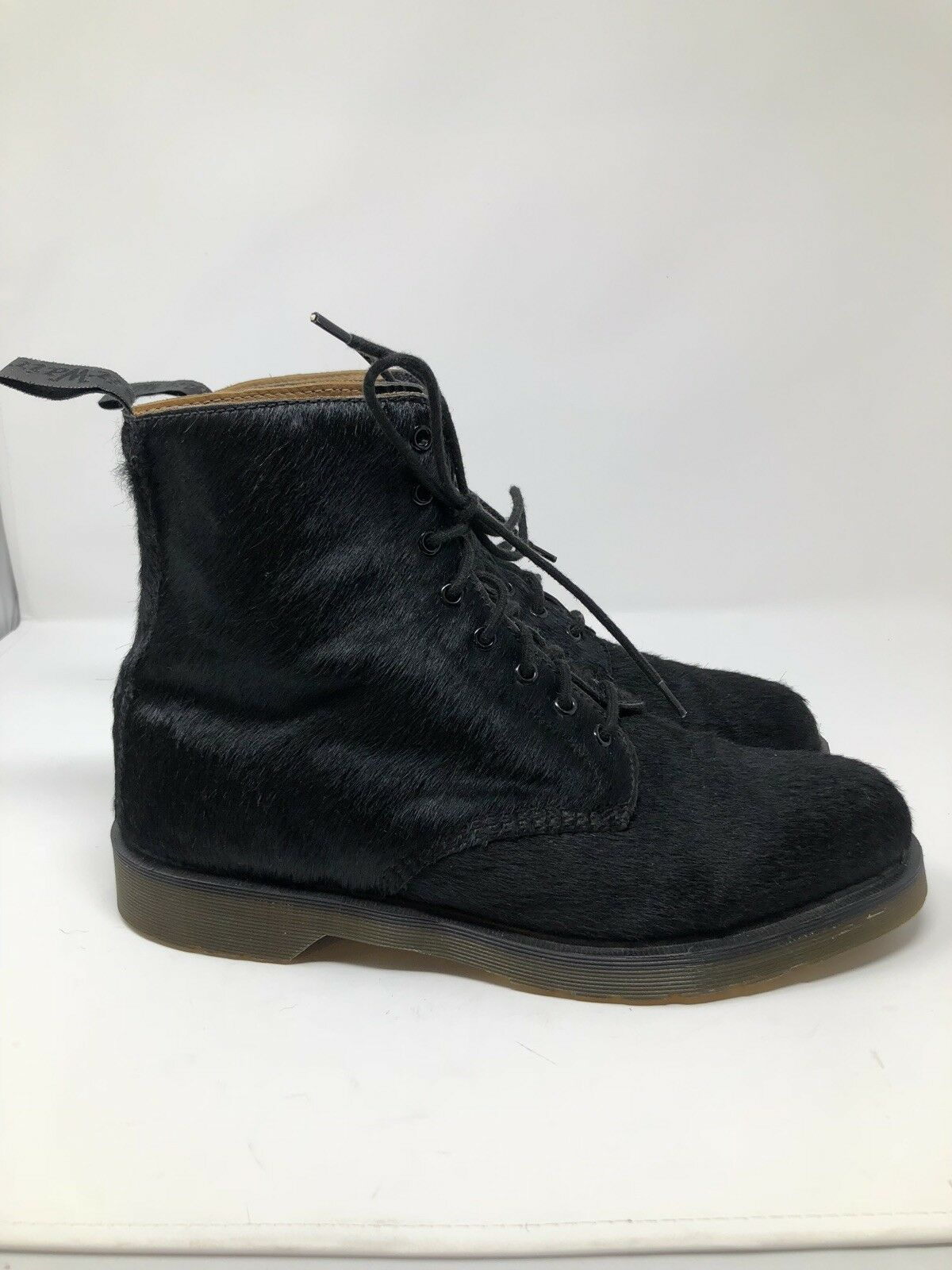 Dr. Martens Mens Pascal Pony Hair Limited Edition avvio Dimensione 12 UK   13 US  RARE