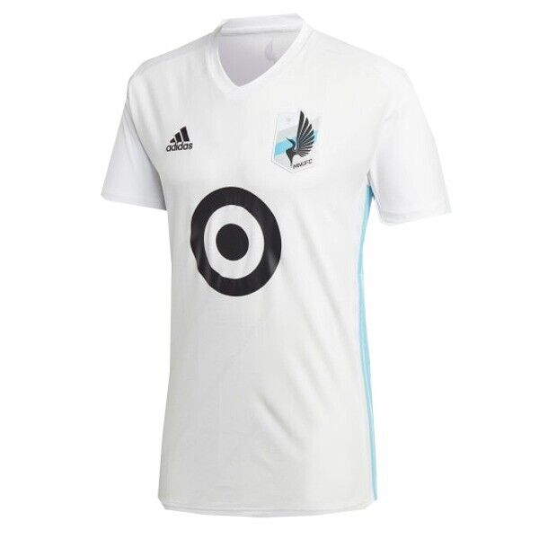 adidas MLS Minnesota United FC Away Jersey Soccer Sz S Dp2989 for ...